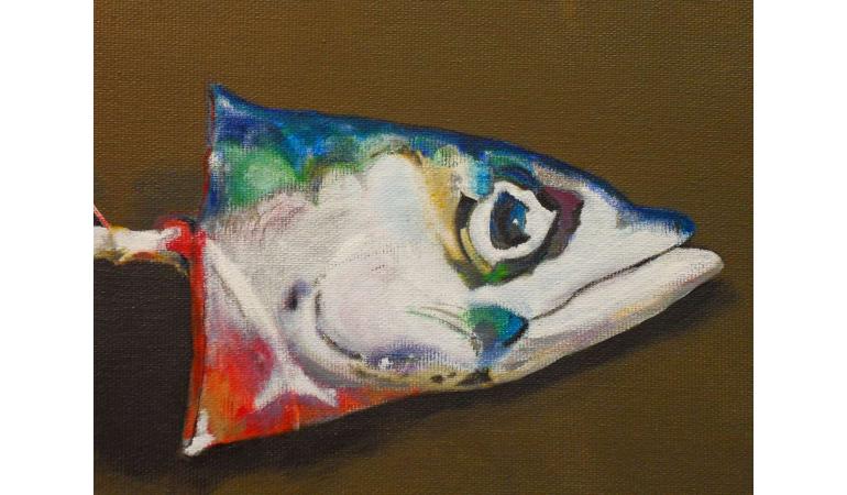 La tête du poisson