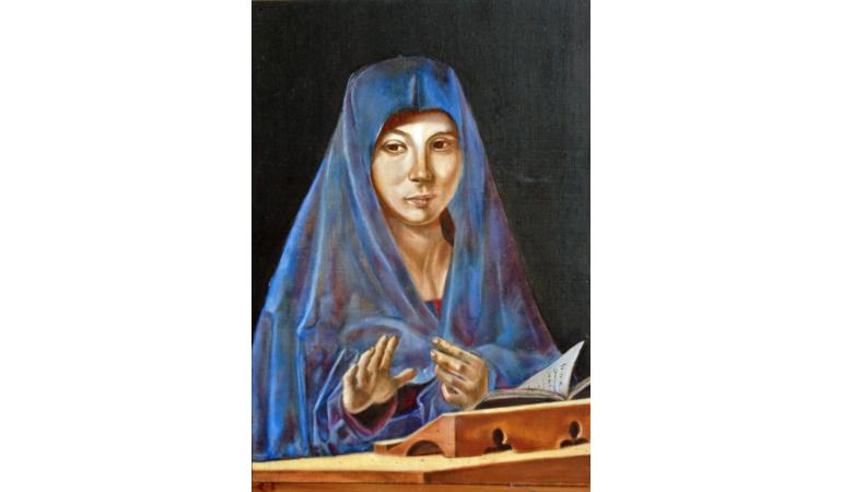 La vierge de l'Annonciation d'Antonello da Messina