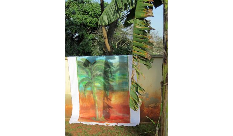 Palmiers de Yaoundé